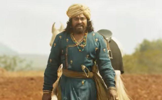 'సైరా'అంటోన్న నరసింహరెడ్డి ట్రైలర్