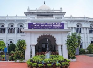 తెలంగాణ అసెంబ్లీ నిరవధిక వాయిదా