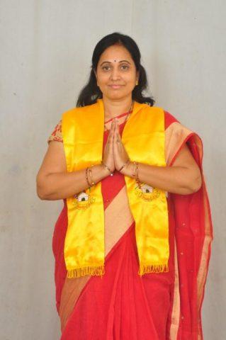 హుజూర్ నగర్ టీడీపీ అభ్యర్ధి చావ కిరణ్మయి