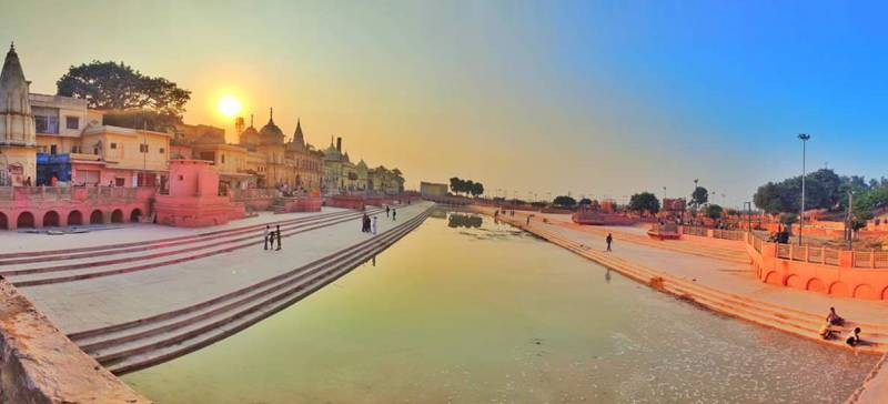 The festival of lights in Ayodhya