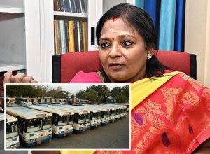 రాష్ట్రంలో ఏం జరుగుతోంది..? ఆర్టీసీ సమ్మెపై గవర్నర్ ఆరా..!