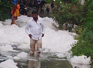 హైదరాబాద్ నగరంలో కాలుష్య కోరలు