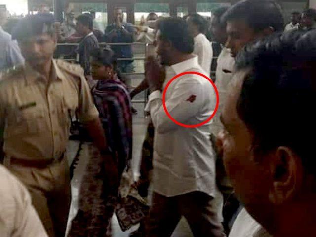 వైఎస్ జగన్ మోహన్ రెడ్డిపై దాడి జరిగి ఏడాది..!!