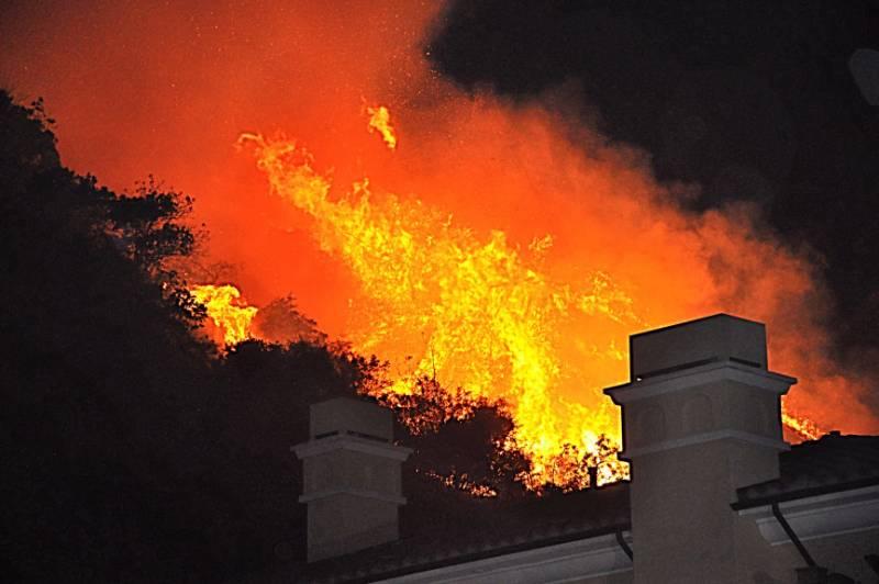 Ldn L Getty Fire Rmc 07 2