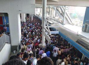 హైదరాబాద్ మెట్రోలో 810 ట్రిప్పులు : ఎండీ
