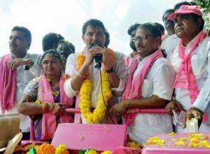 హుజూర్ నగర్ లో సైదిరెడ్డి 43,233 ఓట్లతో భారీ విజయం..!