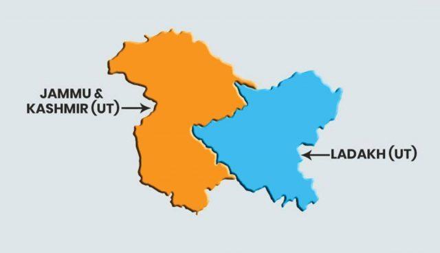 జమ్ము-కశ్మీర్, లడఖ్ ల్లో కొత్త పొద్దు..నేటి నుంచి కేంద్ర పాలిత ప్రాంతాలు!