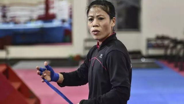 ప్రపంచ ఛాంపియన్ సెమీస్లో మేరీ కోమ్ ఓటమి..!
