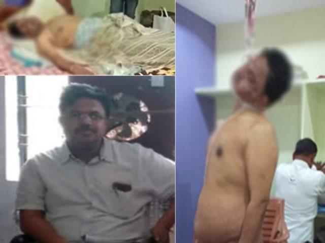 నిజామాబాద్ రూరల్ తహసీల్దార్ ఆత్మహత్య