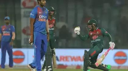 ఫస్ట్ టీ20లో భారత్ పై గెలిచిన బంగ్లా..!