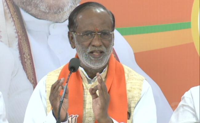 Bjp Leader Lakshman Got Call From High Command