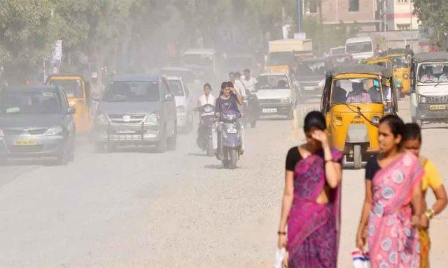 హైదరాబాద్ 'కాలుష్యం'పై హైకోర్టులో పిల్ దాఖలు..