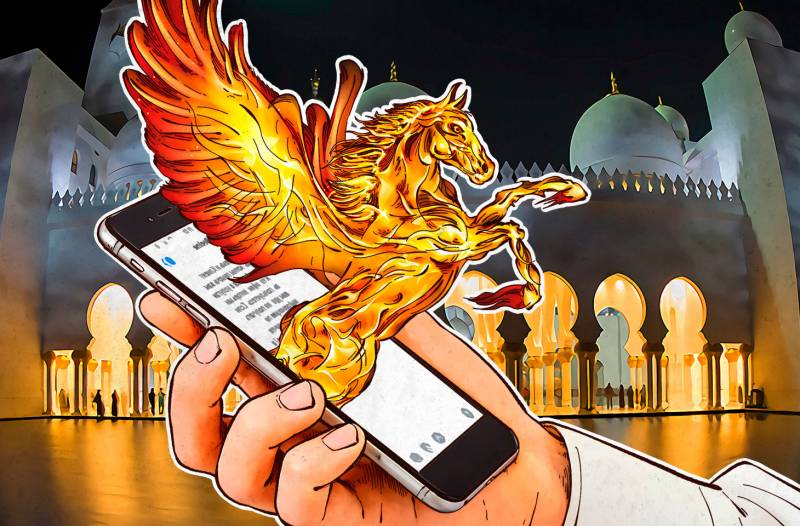 Pegasus Mobile Spyware Featured 1