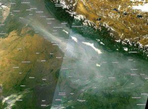 ఢిల్లీలో హెల్త్ ఎమర్జెన్సీ : పరిస్థితి తీవ్రతను కళ్లకు కడుతున్న ఉపగ్రహ చిత్రాలు