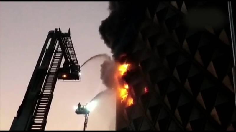 Surat Fire accident