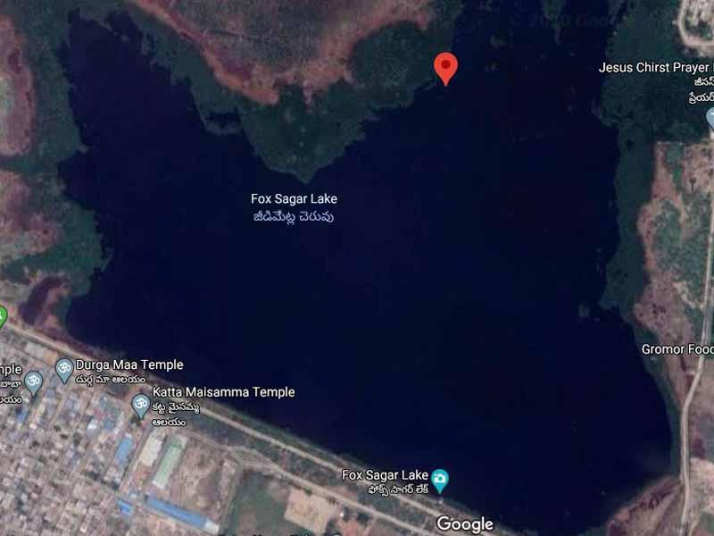Fox sagar lake