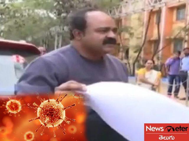 'కరోనా'పై తప్పుడు ప్రచారం.. గాంధీ ఆస్పత్రి వైద్యుడి ఆత్మహత్యాయత్నం