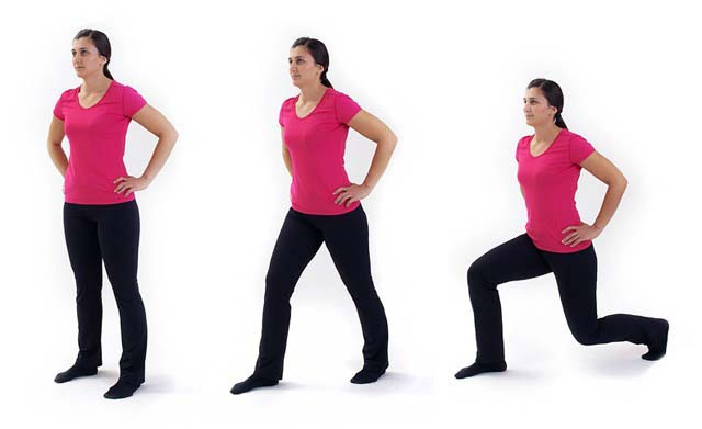 Lunges 3