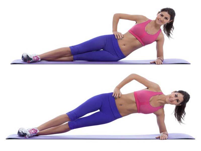 Side Plank 8