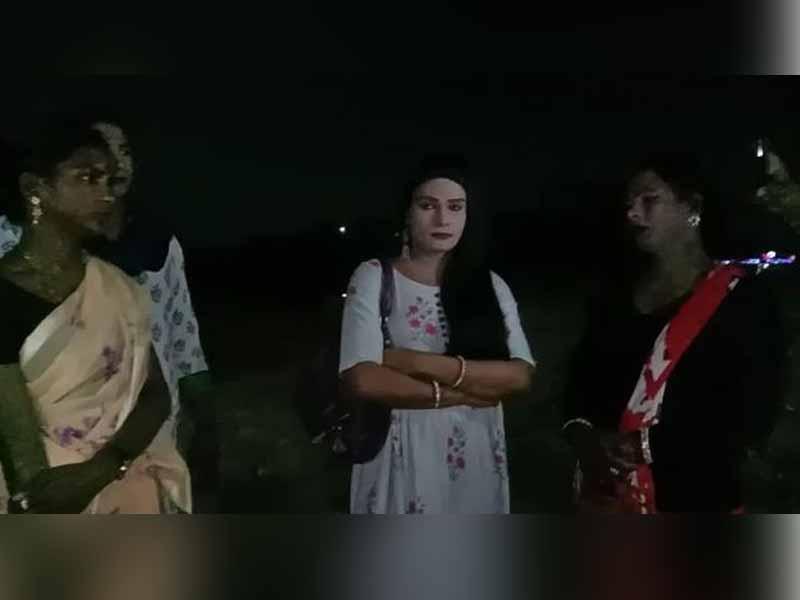Vulgar deeds of the Hijras