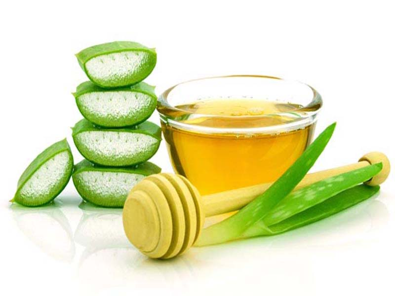 Aloe Vera And Castor Oil