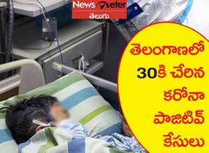 తెలంగాణలో 30కు చేరిన కరోనా పాజిటివ్ కేసులు