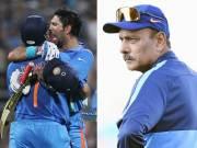రవిశాస్త్రి గారూ.. నేను, ధోని ప్రపంచకప్ గెలిచిన జట్టులో ఉన్నాం : యువరాజ్