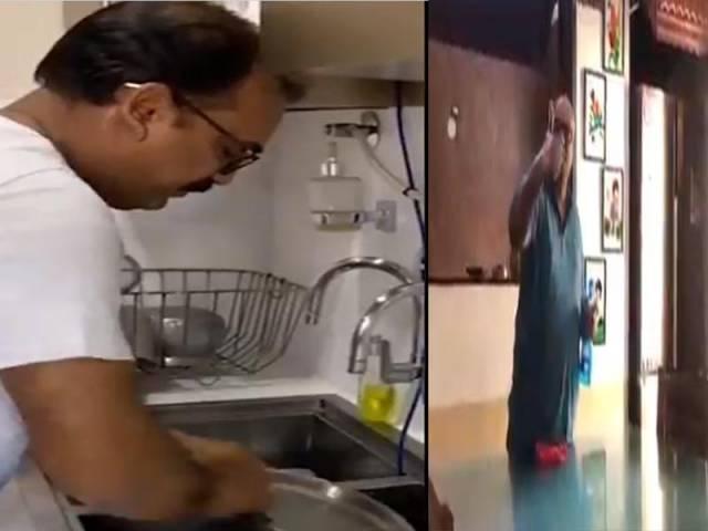 ఛాలెంజ్ పూర్తిచేసిన కొరటాల, కీరవాణి