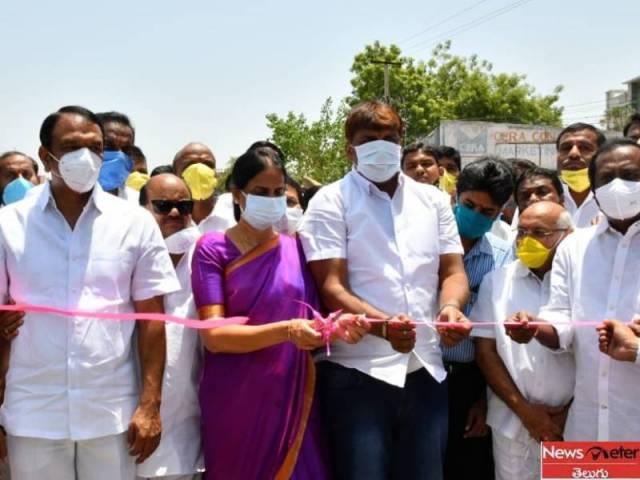 ఎల్బీనగర్ అండర్ పాస్.. కామినేని ఫ్లైఓవర్ ప్రారంభం