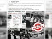 Fact Check : లండన్ నుండి కలకత్తాకు బస్ ప్రయాణం చేశారా..?