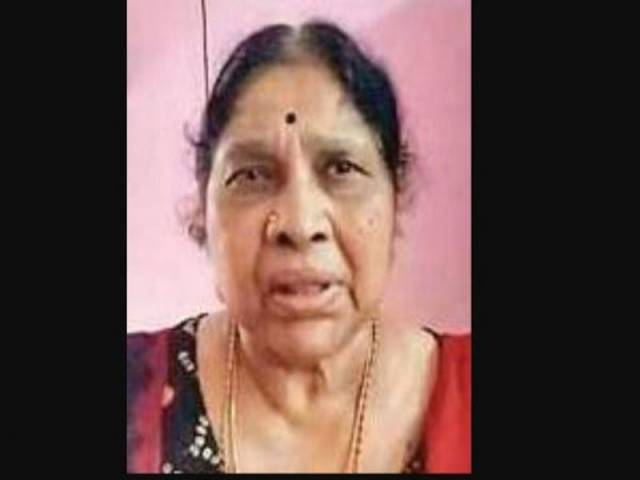 మాజీ హైదరాబాద్ పోలీసు కమీషనర్ భార్యకు ఎన్ని కష్టాలో..!