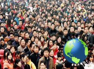 2100 సంవత్సరం నాటికి ప్రపంచ జనాభా 8.8 బిలియన్లకు చేరుకుంటుందట..!