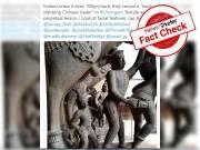 Fact Check : చైనీయుడు వెన్నుపోటు పొడుస్తున్న శిల్పం శ్రీరంగం గుడిలో 700 ఏళ్ల క్రితమే చెక్కారా..?