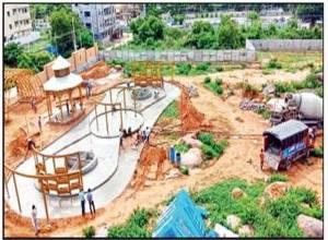 మెమరీ గార్డెన్.. హైదరాబాద్ లో రానుంది