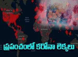 ప్రపంచ వ్యాప్తంగా కరోనా అప్డేట్స్: 8 లక్షలు దాటిన మరణాలు