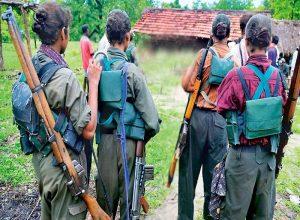 మావోయిస్టుల ఘాతుకం: 25 మంది గ్రామస్థుల కిడ్నాప్.. నలుగురి హతం