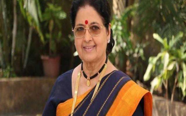 కరోనాతో ప్రముఖ నటి ఆశాలత వబ్గాంకర్ కన్నుమూత