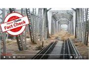 Fact Check : తుని రైల్వే బ్రిడ్జి మునిగిపోయిందంటూ కథనాలు వైరల్..!