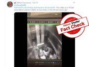 Fact Check : ఢిల్లీ మెట్రో లిఫ్టులో మహిళ మీద విచక్షణా రహితంగా దాడి చేశారా..?